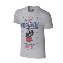 "WrestleMania 32 ""Rodeo"" Vintage T-Shirt"