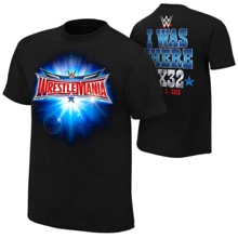 "WrestleMania 32 ""I Was There"" Youth T-Shirt"