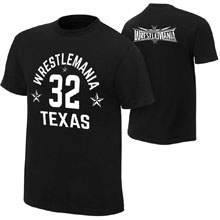 "WrestleMania 32 ""The Showcase"" T-Shirt"