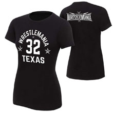 "WrestleMania 32 ""The Showcase"" Women's T-Shirt"