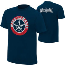 "WrestleMania 32 ""Lone Star"" Youth T-Shirt"