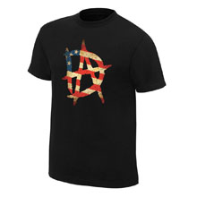 "Dean Ambrose ""American Pride"" Youth T-Shirt"