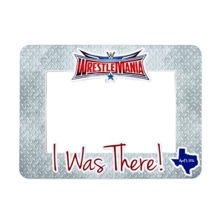 WrestleMania 32 Magnet Picture Frame