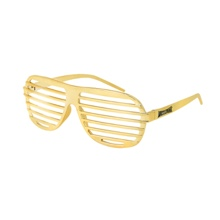 "Sasha Banks Gold ""Legit Boss"" Shades"