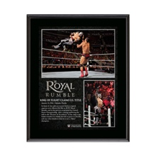 WWE Royal Rumble 2016 Kalisto 10.5 x 13 Photo Collage Plaque