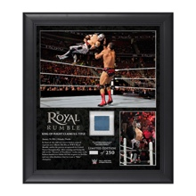 WWE Royal Rumble 2016 Kalisto 15 x 17  Photo Collage Plaque