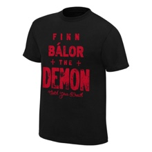"Finn Bálor ""The Demon"" Vintage T-Shirt"