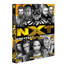 WWE: NXT's Greatest Matches Vol. 1 DVD