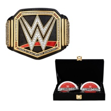 WrestleMania 31 Replica Title Belt & Side Plate Package