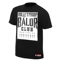 "Finn Bálor ""Bulletproof Bálor Club"" Authentic T-Shirt"