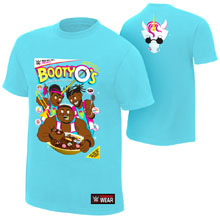 "The New Day ""Booty-O's"" Authentic T-Shirt"