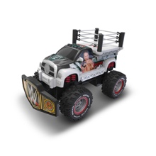 Brock Lesnar Rolling Ring RC Truck