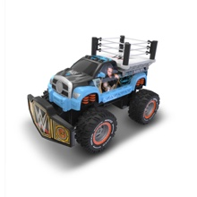 Roman Reigns Rolling Ring RC Truck
