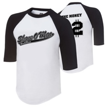 "Shane McMahon ""The Money"" Raglan T-Shirt"