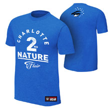 "Charlotte ""2nd Nature"" Authentic T-Shirt"