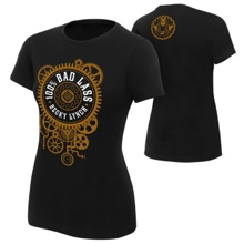"Becky Lynch ""100% Bad Lass"" Women's T-Shirt"