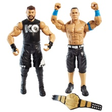 John Cena & Kevin Owens Series 39 Action Figure Battle Pack
