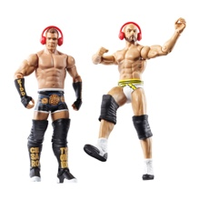 Tyson Kidd & Cesaro Series 39 Action Figure Battle Pack