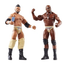 Darren Young & Titus O'Neil Series 39 Action Figure Battle Pack