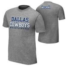 WrestleMania 32 Dallas Cowboys T-Shirt