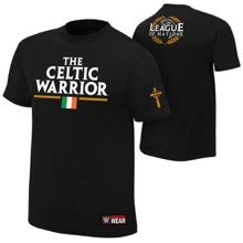 "Sheamus ""League of Nations"" Authentic T-Shirt"