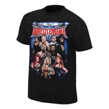 WrestleMania 32 Event T-Shirt