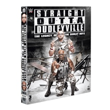 "The Dudley Boyz ""Straight Out of Dudleyville: The Legacy of The Dudley Boyz"" DVD"