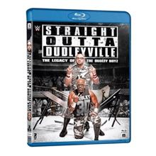 "The Dudley Boyz ""Straight Out of Dudleyville: The Legacy of The Dudley Boyz"" Blu-Ray"