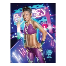 Bayley 18 x 24 Poster
