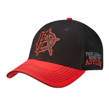 "Dean Ambrose ""This Lunatic Runs The Asylum"" Baseball Hat"