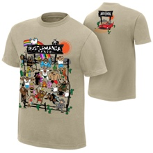 "WrestleMania 32 ""RustleMania"" Youth T-Shirt"