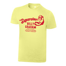 "Billy Graham ""Superstar"" Vintage T-Shirt"