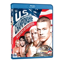 The U.S. Championship: A Legacy of Greatness Blu-Ray