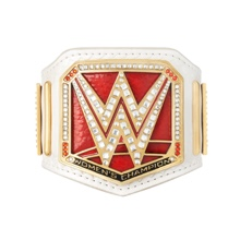 WWE RAW Women's Championship Mini Replica Title