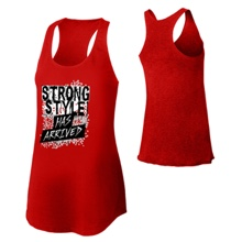 "Shinsuke Nakamura ""Strong Style Has Arrived"" Women's Tank Top"