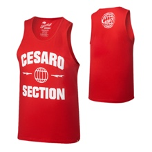 "Cesaro ""Cesaro Section"" Vintage Tank Top"