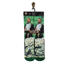 "Ted DiBiase ""Million Dollar Man"" Odd Sox"