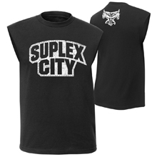 "Brock Lesnar ""Suplex City"" Muscle T-Shirt"