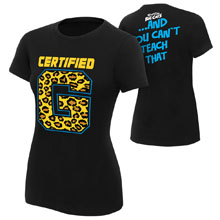 "Enzo & Big Cass ""Certified G"" Women's Authentic T-Shirt"