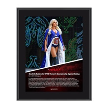 Charlotte Payback 2016 10 x 13 Photo Collage Plaque