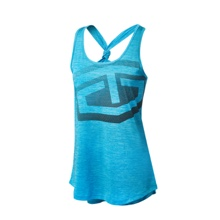 Tapout Blue Women's Knot Tank Top
