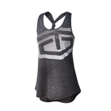 Tapout Grey Women's Knot Tank