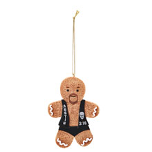 Stone Cold Steve Austin Gingerbread Ornament