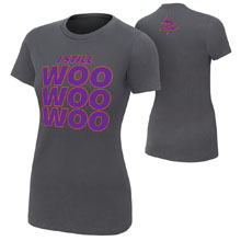"Zack Ryder ""I Still Woo"" Women's Authentic T-Shirt"
