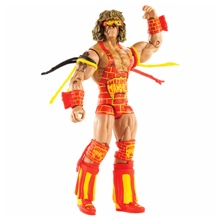 Ultimate Warrior Defining Moments Action Figure