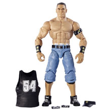 John Cena Defining Moments Action Figure