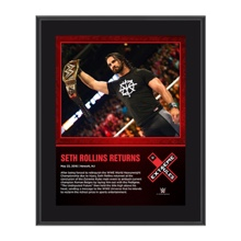 Seth Rollins Extreme Rules 2016 10 x 13 Photo Collage Plaque
