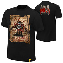 "Finn Bálor ""Summon The Demon"" Youth Authentic T-Shirt"