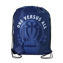 "Roman Reigns ""One Versus All"" Drawstring Bag"