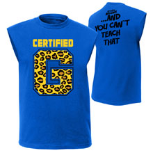 "Enzo & Big Cass ""Certified G"" Muscle T-Shirt"